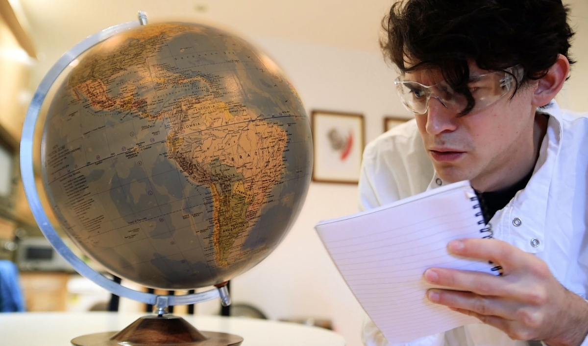 Climate change scientist trades in the halls of Oxford for YouTube