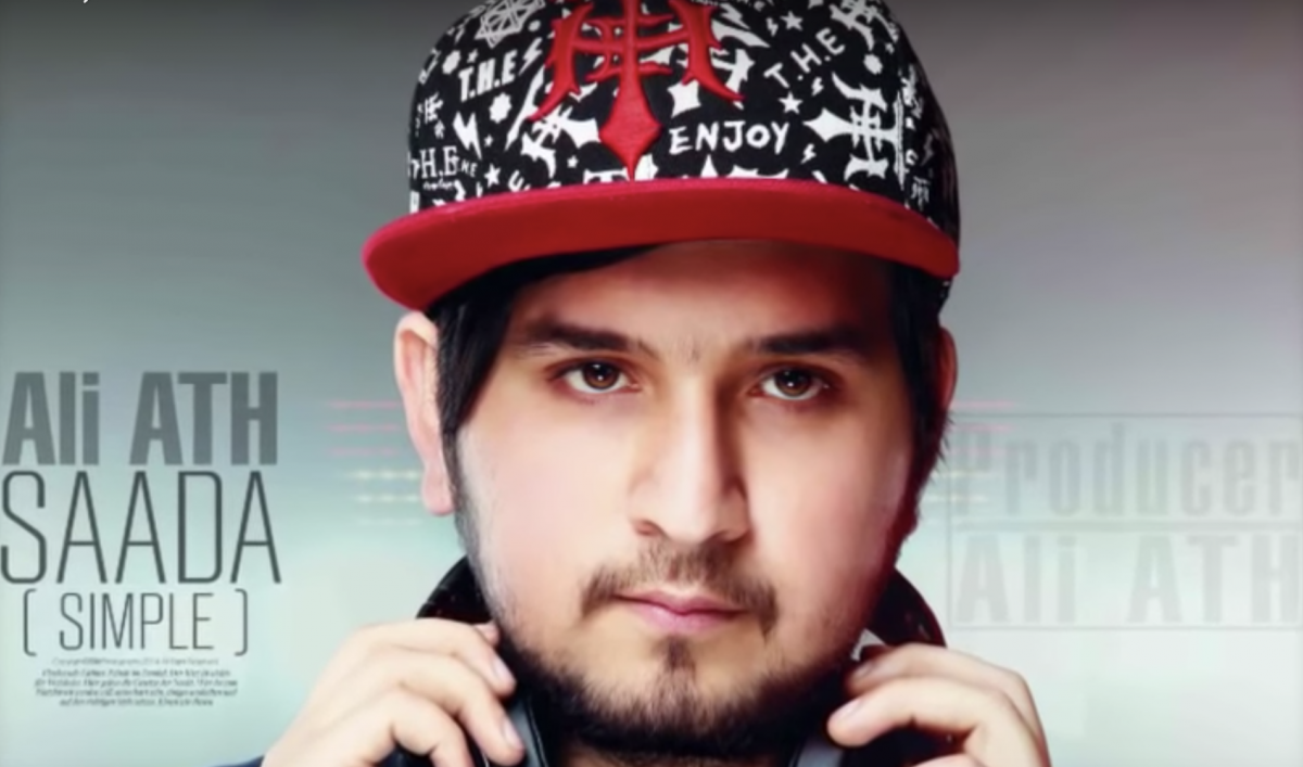 Rapper Ali ATH wonders if there's a place for him in Afghanistan's future