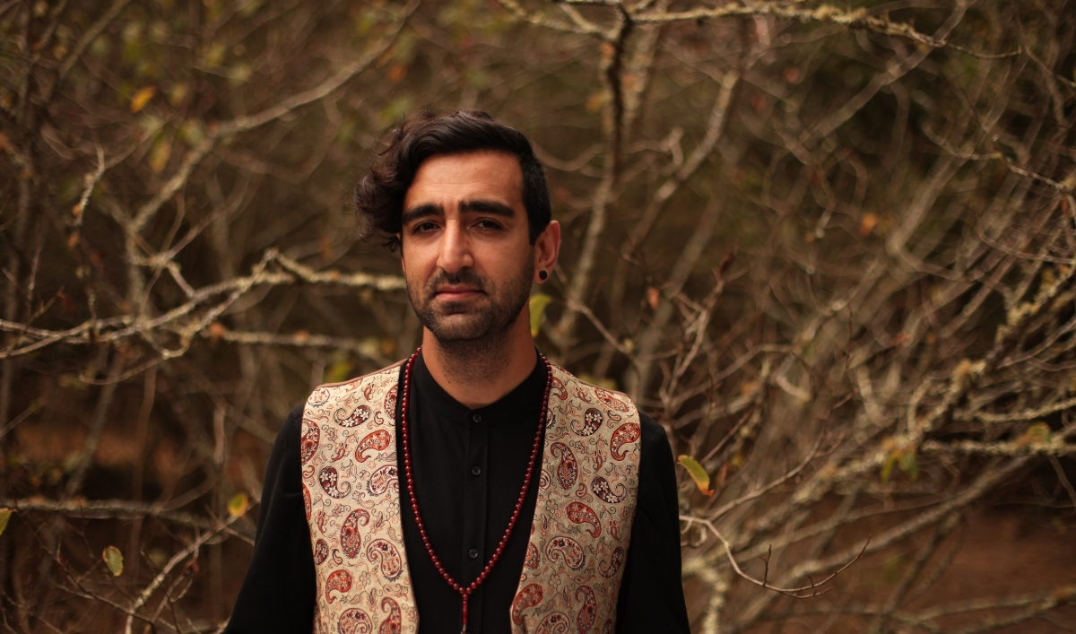 Iranian American composer Sahba Aminikia: Music transforms like raindrops that 'wash this part of humanity.'