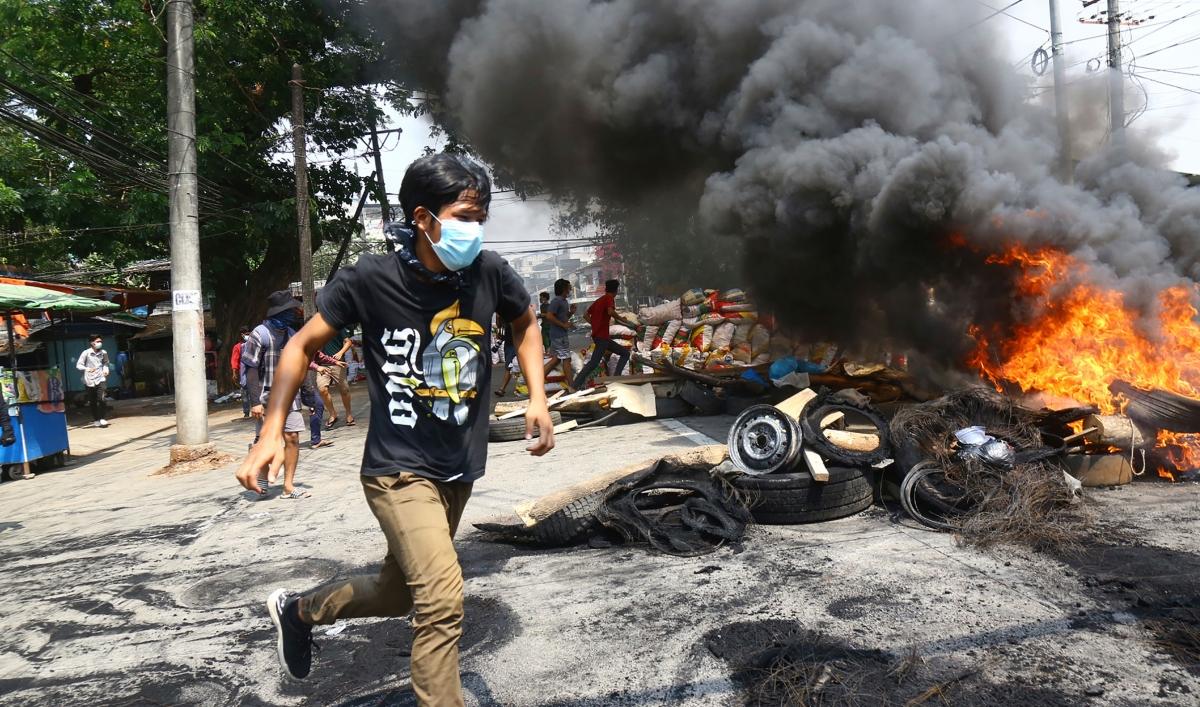 Violence against civilians in Myanmar escalates