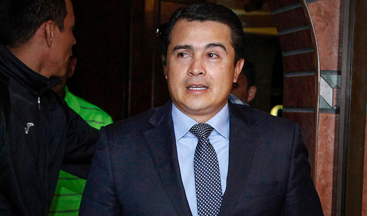 Brother of Honduran president sentenced to life in drug case