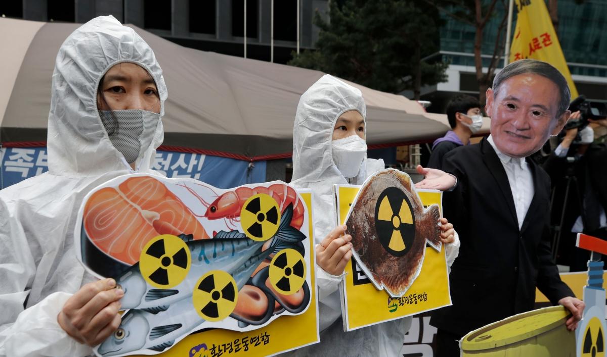 Japan to start releasing Fukushima water into sea in 2 years