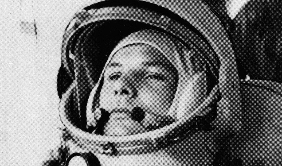 It's been 60 years since Yuri Gagarin became the first man in outer space
