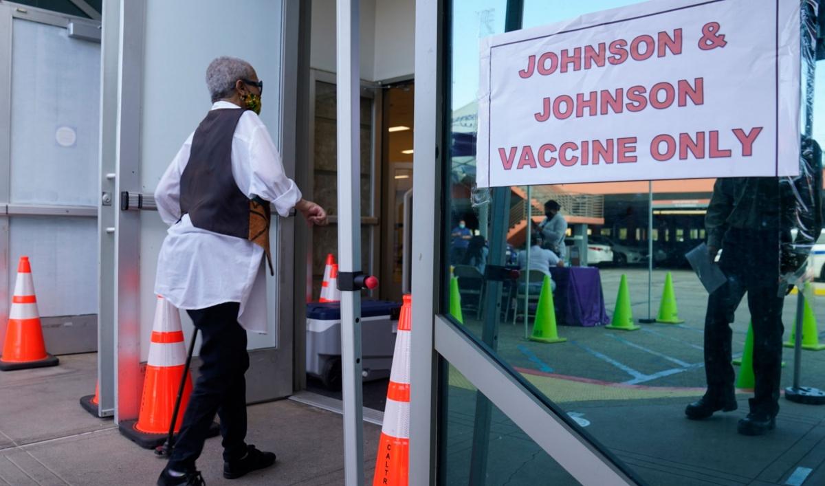 CDC, FDA recommend pause of J&J coronavirus vaccine over blood clot concerns
