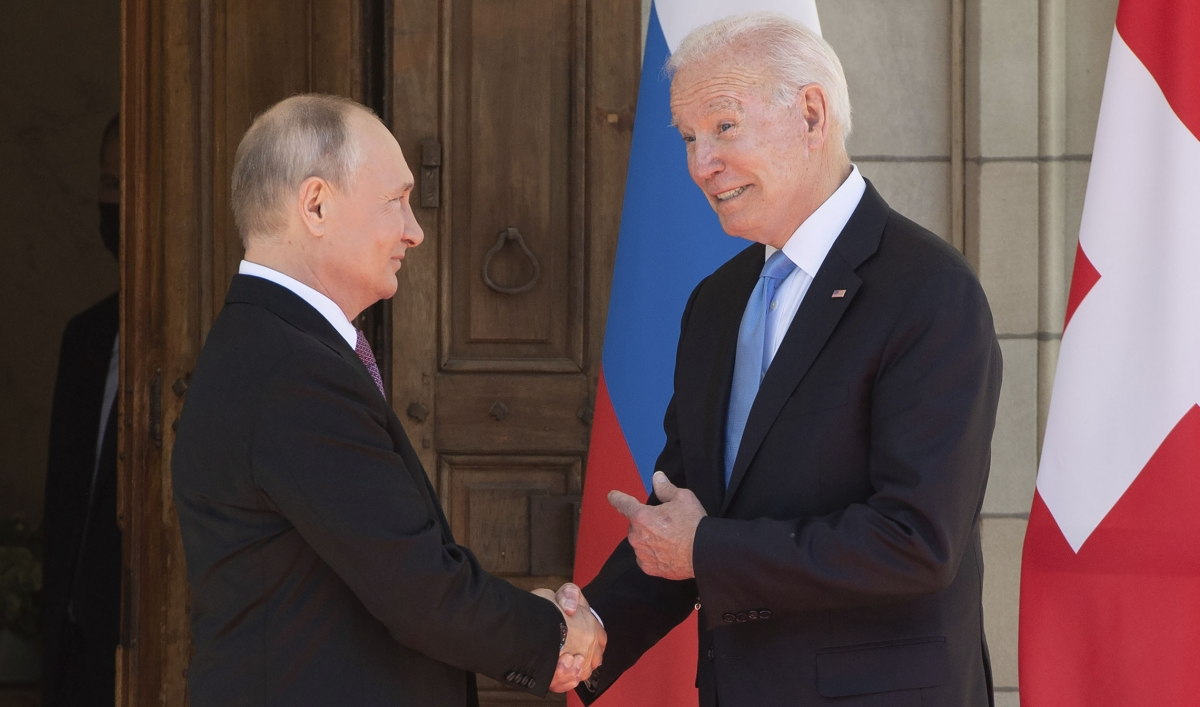 Biden and Putin both place a 'high priority' on cybersecurity, says presidential adviser after Geneva summit