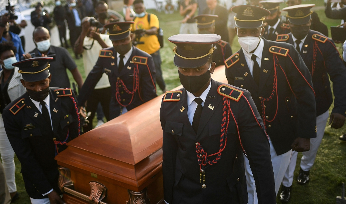 Haitian president's hometown holds funeral amid violencelogologo-footerGBH_logo_purple_rgb