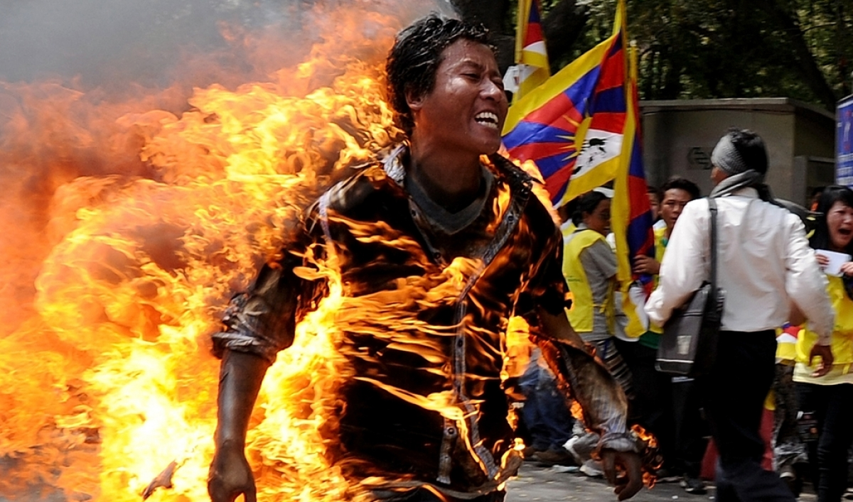 Self-immolation in India: A form of protest