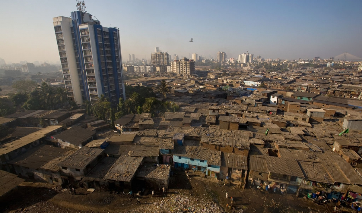 The Shiva Rules Lessons From Indias Largest Slum Public Radio - Is india a poor country