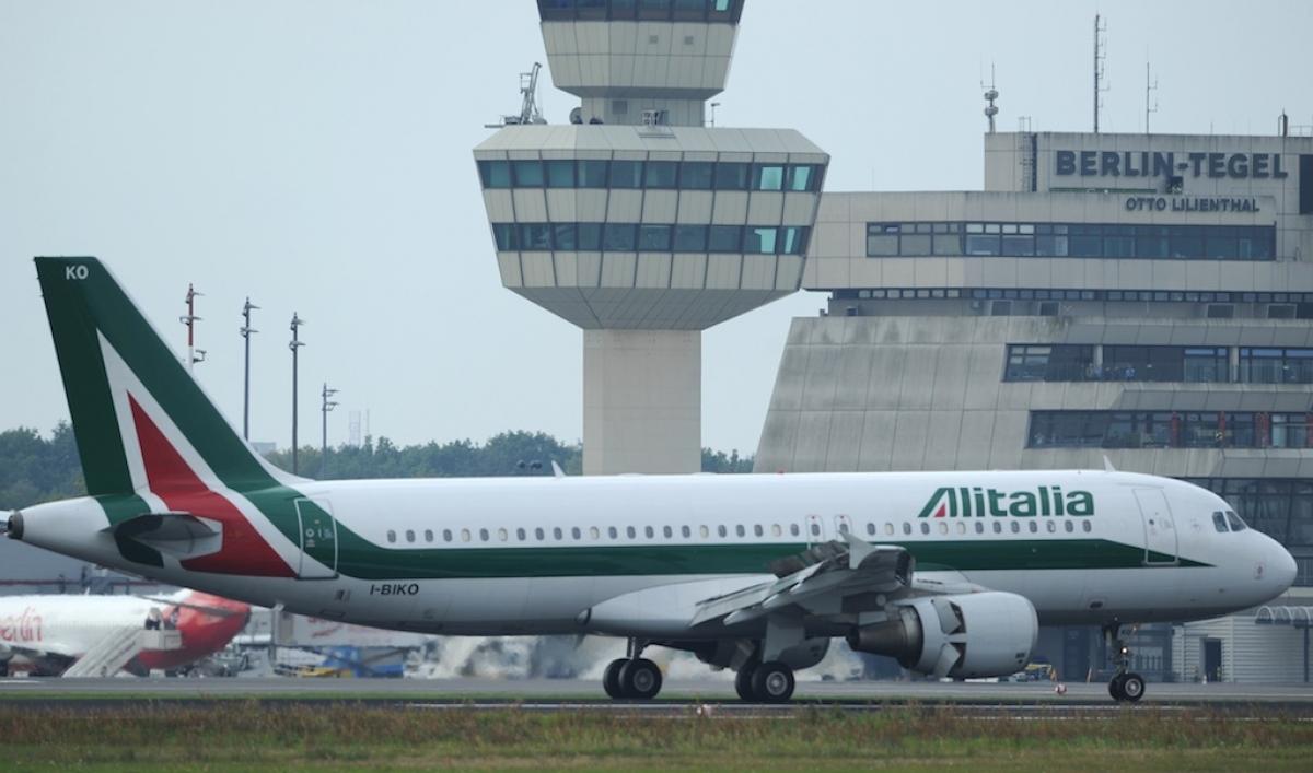 Wind Jet, Italian budget airline, suspends all flights | Public ...