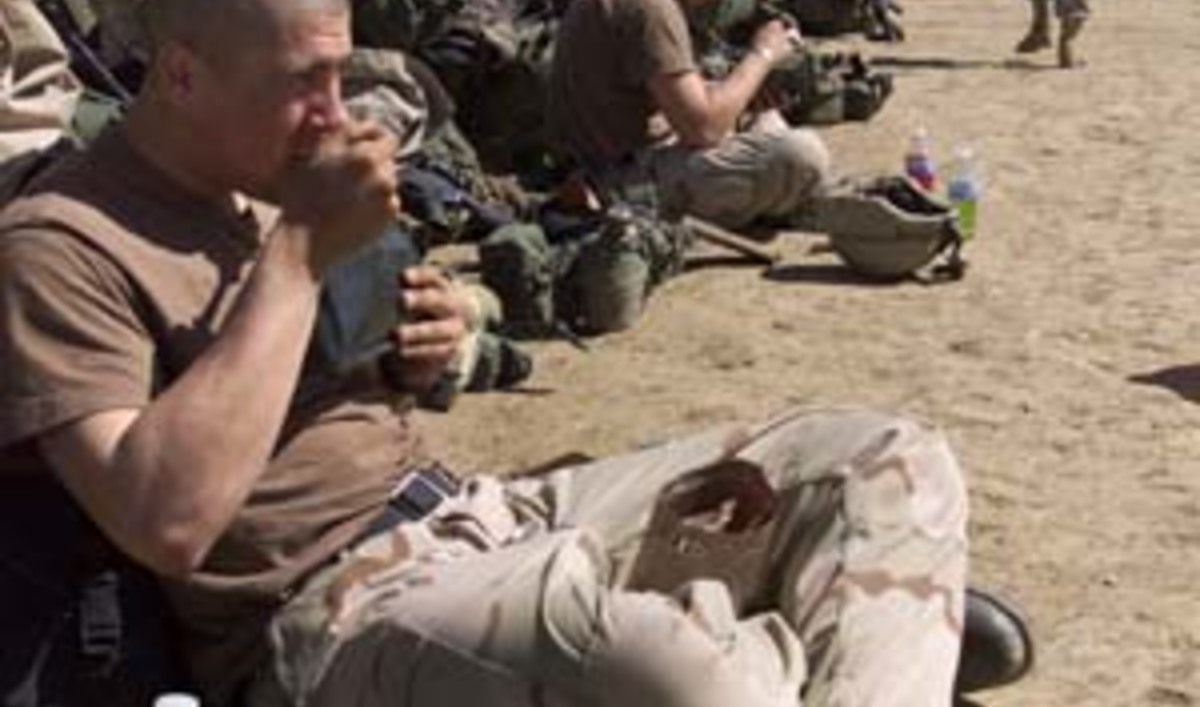 Troops in Afghanistan to Get Only Two Hot Meals a Day  ee9123f84a