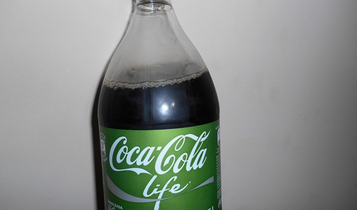 South American Country Turning Coca-Cola Green