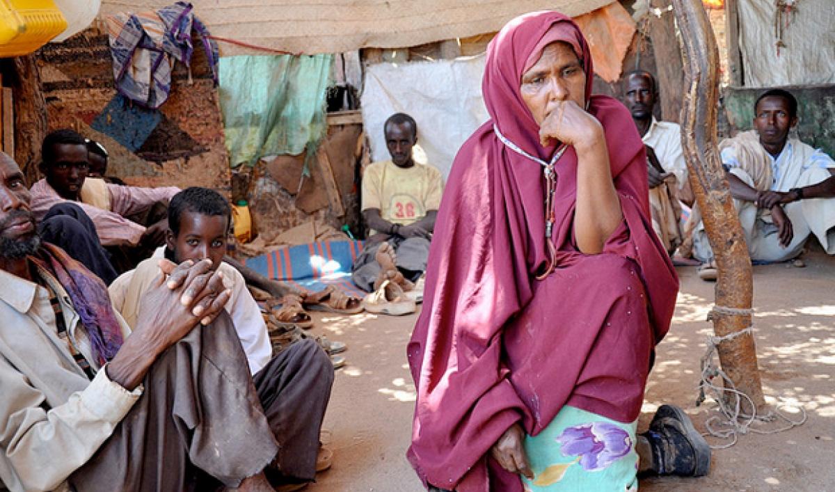 famine in africa essay
