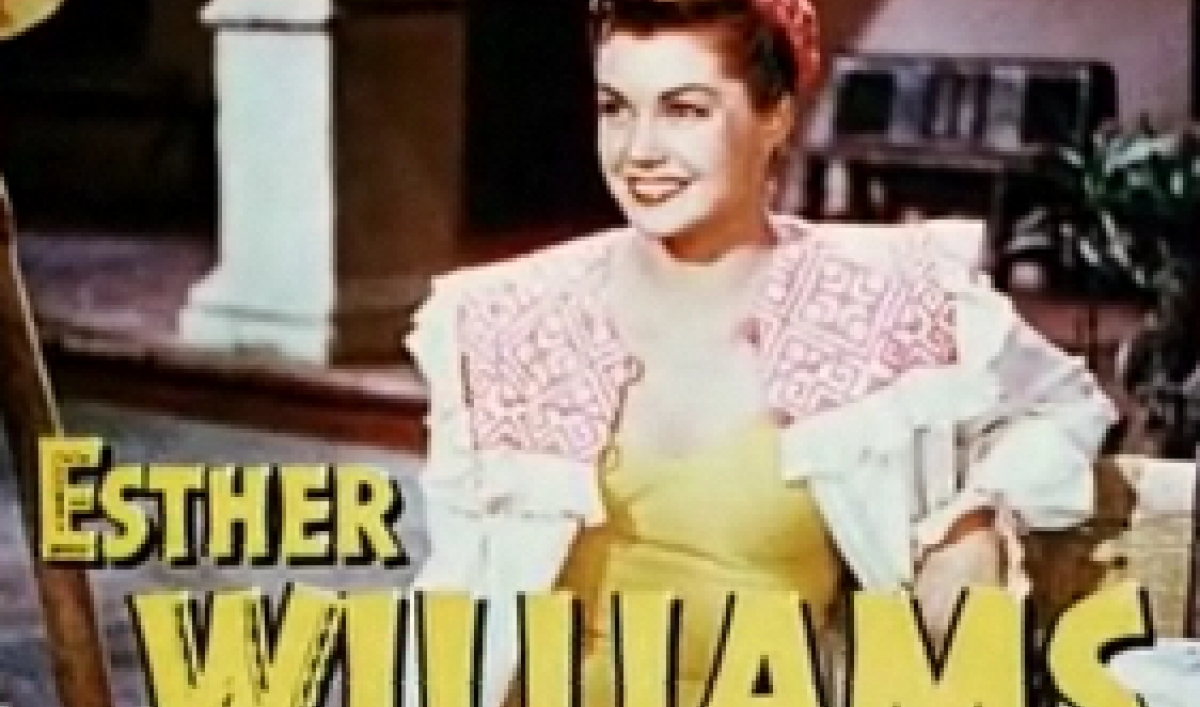 The Global Reach of Esther Williams' Glamorous 'Aqua-Musicals'