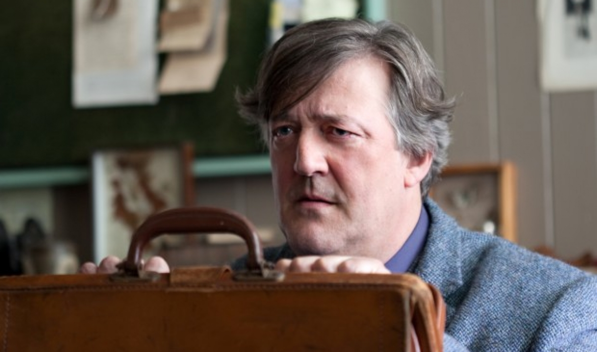 Stephen Fry's New Film 'Doors Open'