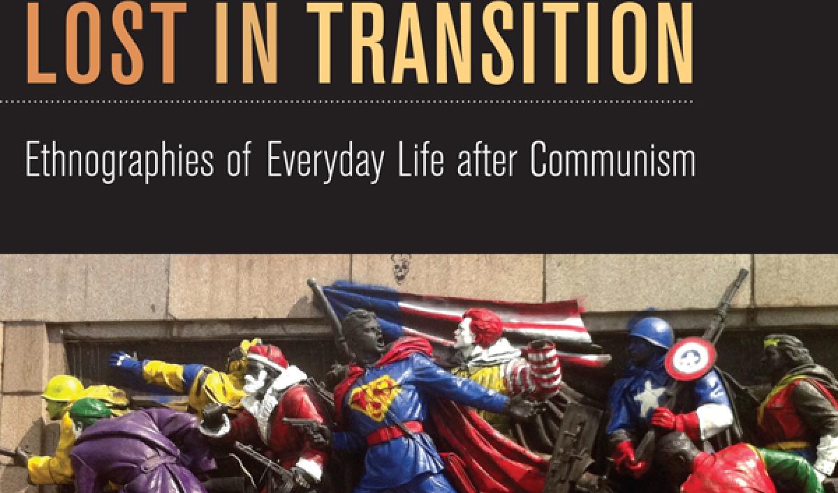 Quiet tales of collapsed communism 92