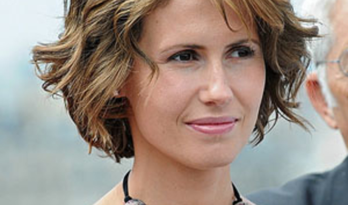 Vogue's Profile on Asma Assad Removed from the Web ...