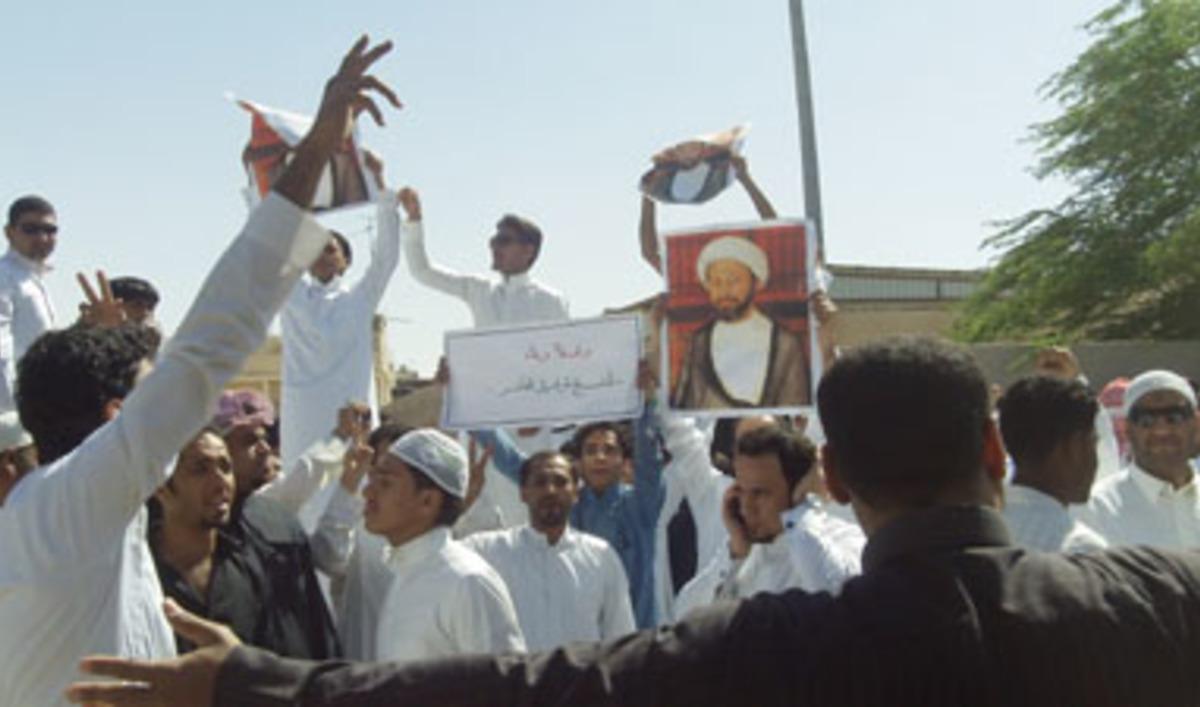 Hofuf Saudi Arabia  city pictures gallery : Protest in Saudi Arabia | Public Radio International