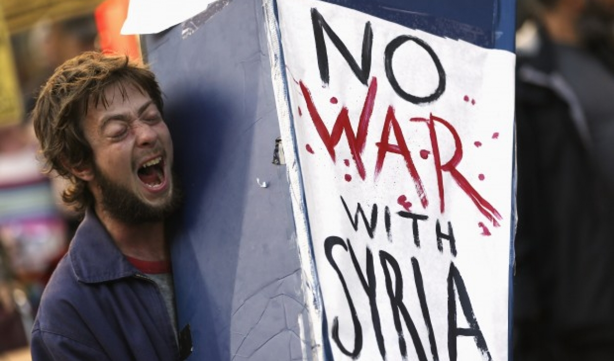 Does the War Powers Resolution Apply to a US Attack on Syria?