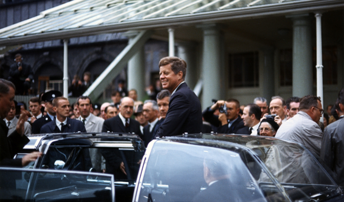 """a review of the texas crime of the century assassination of president jfk The assassination of john f kennedy in dallas, texas,  plaza really was """"the crime of the century"""" and  a prosecutor takes on the jfk assassination 145."""