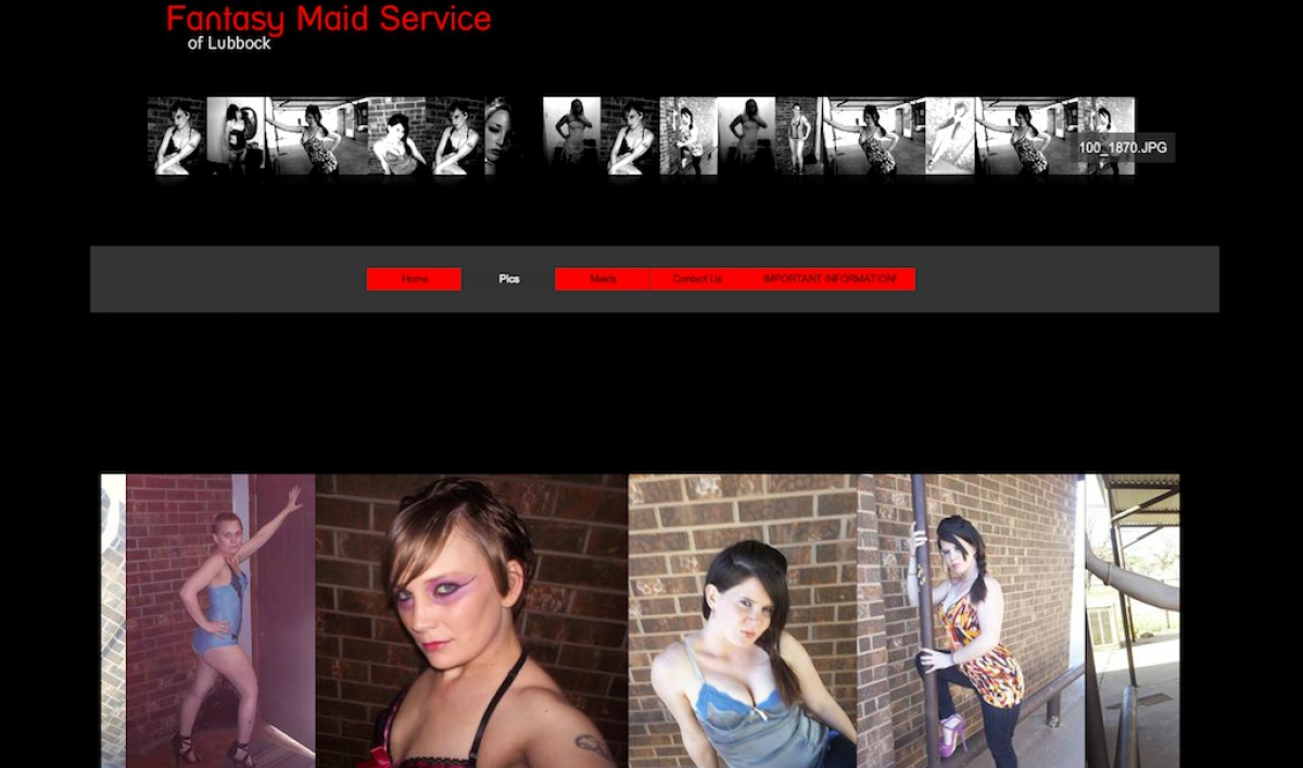 Nude Maid Service In Lubbock, Texas Getting Closer Look By
