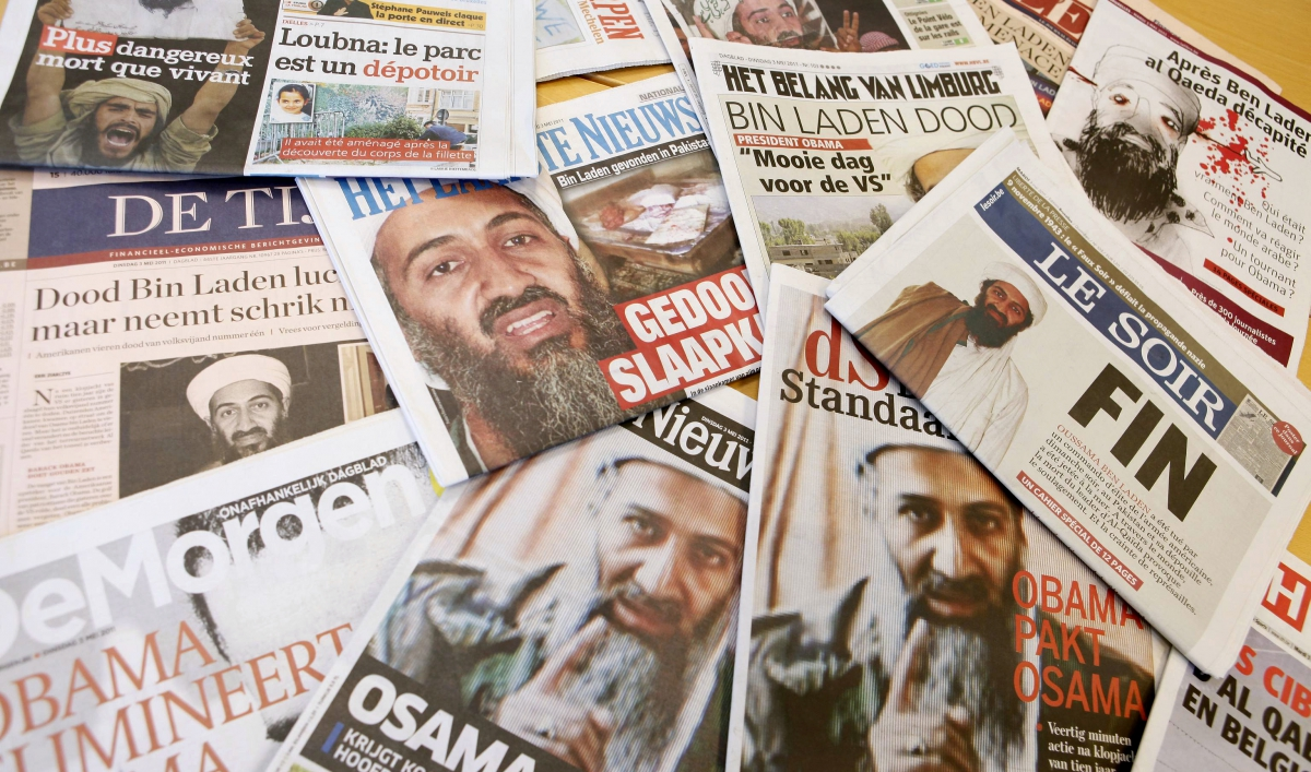 us policy and the case of bin laden Islamabad - the america-loving pakistani doctor who helped the cia pinpoint usama bin laden in advance of the raid that killed the world's most wanted man could be on the cusp of freedom dr.
