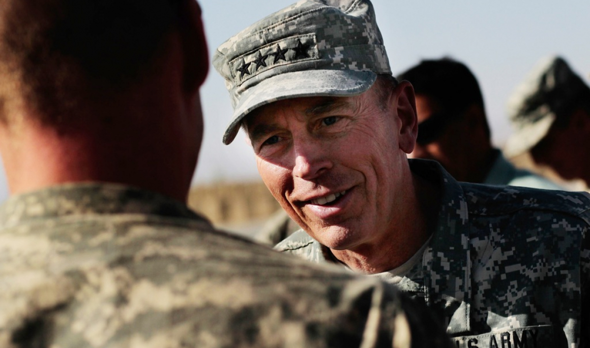 general david petraeus thesis on counterinsurgency Former us army general and cia director fined $100,000 - $60,000 more than expected - after pleading guilty to leaking information to biographer and lover paula broadwell.