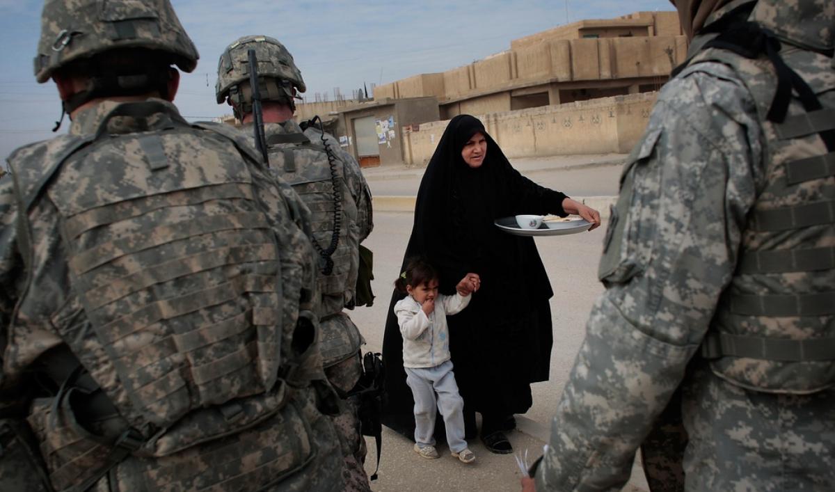 post war iraq conditions