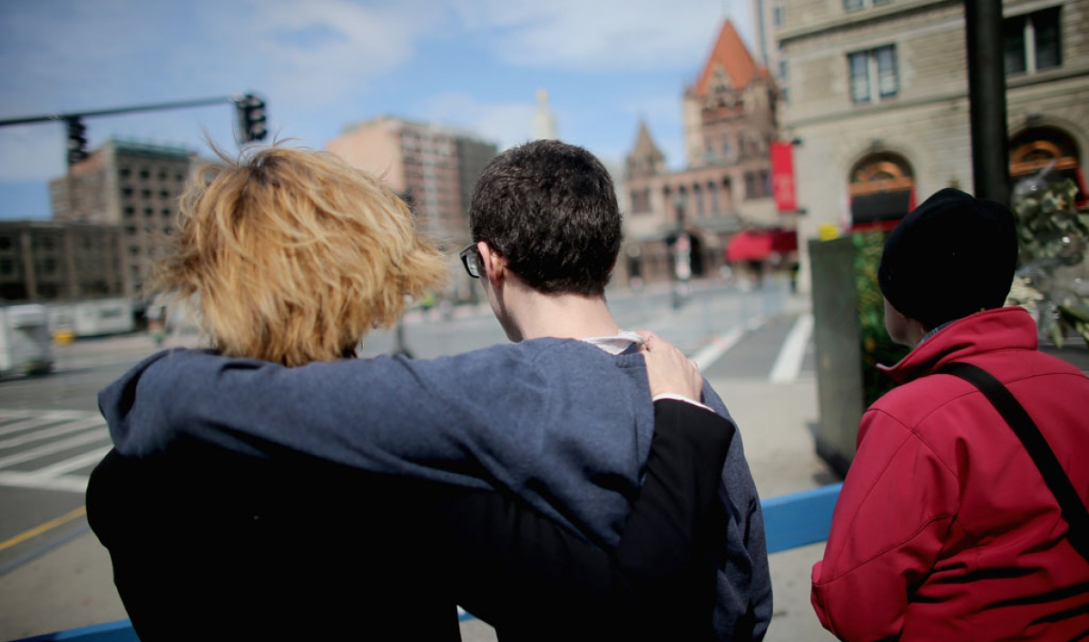 Psychological Impact of Boston Terror Likely to Continue for Residents
