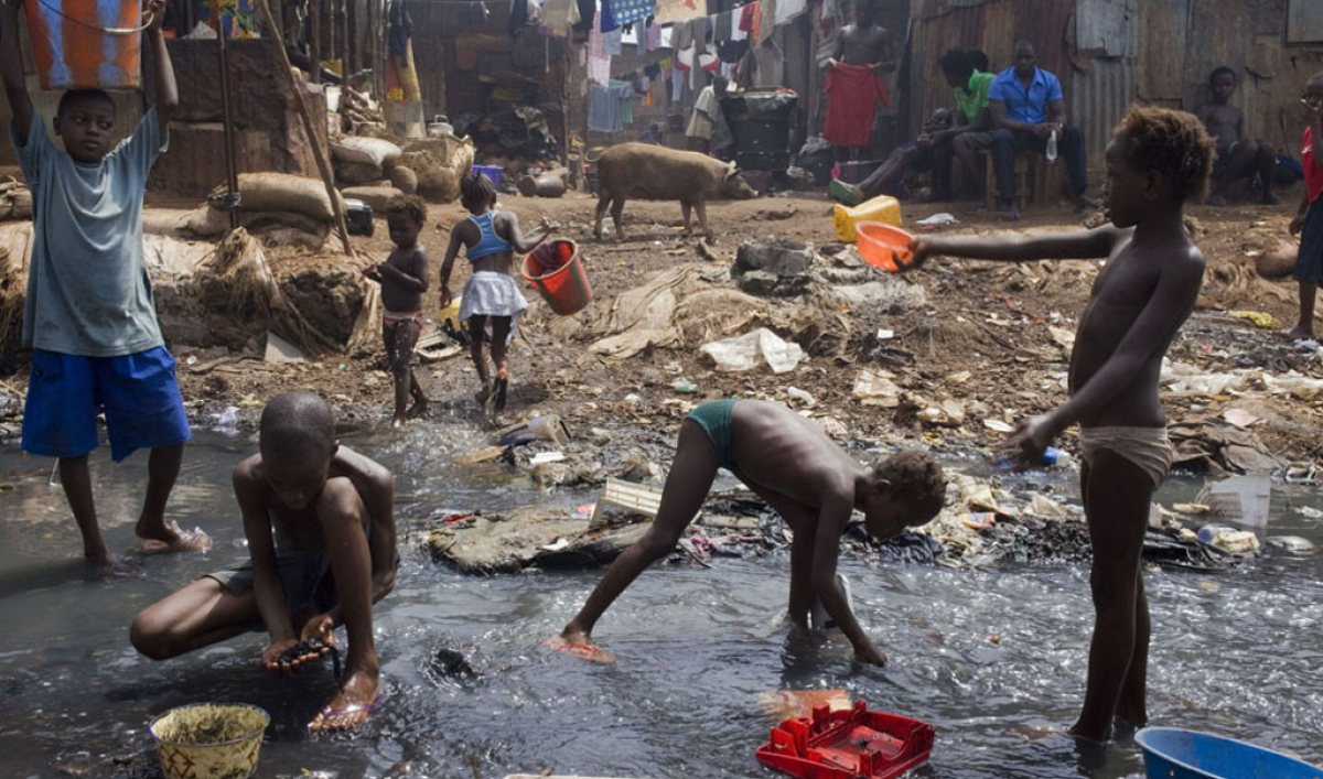Sierra Leone: Where water is foul diarrhea is a killer The World from PRX