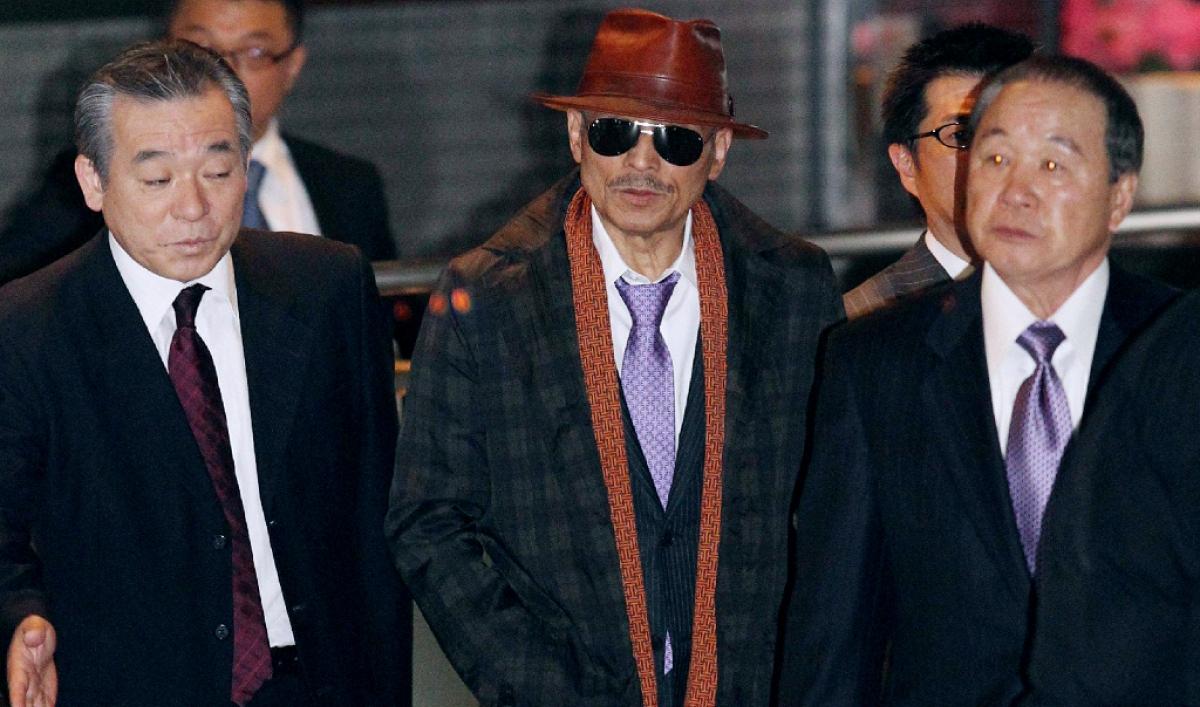 Japan's yakuza gang wars