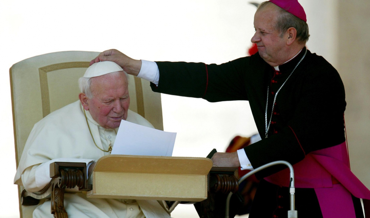 Confidant Cardinal Tells New Tales About Pope John Paul S