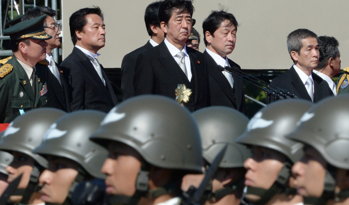 Japan's lower house passes state secrecy bill