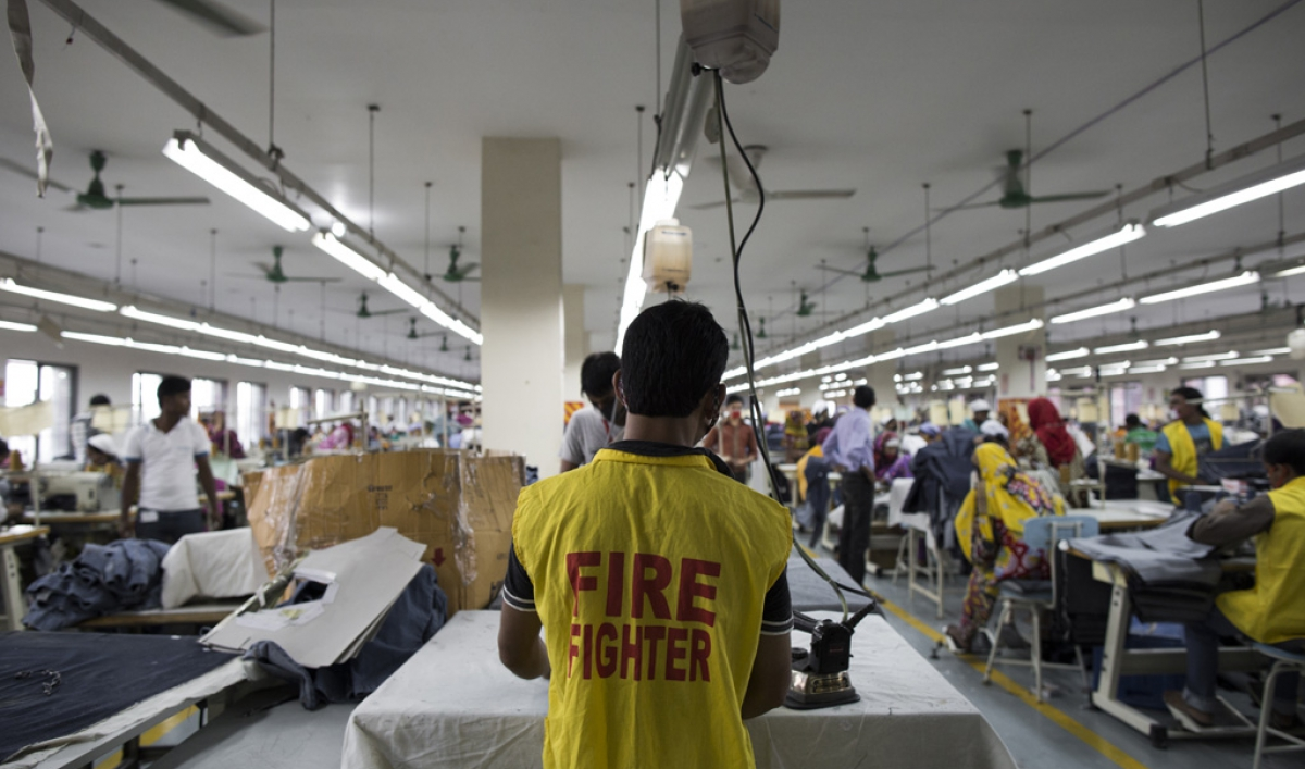 Inside Bangladesh's garment industry, second largest in the world | The  World from PRX