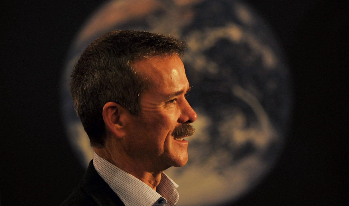 15 ways Chris Hadfield is awesome