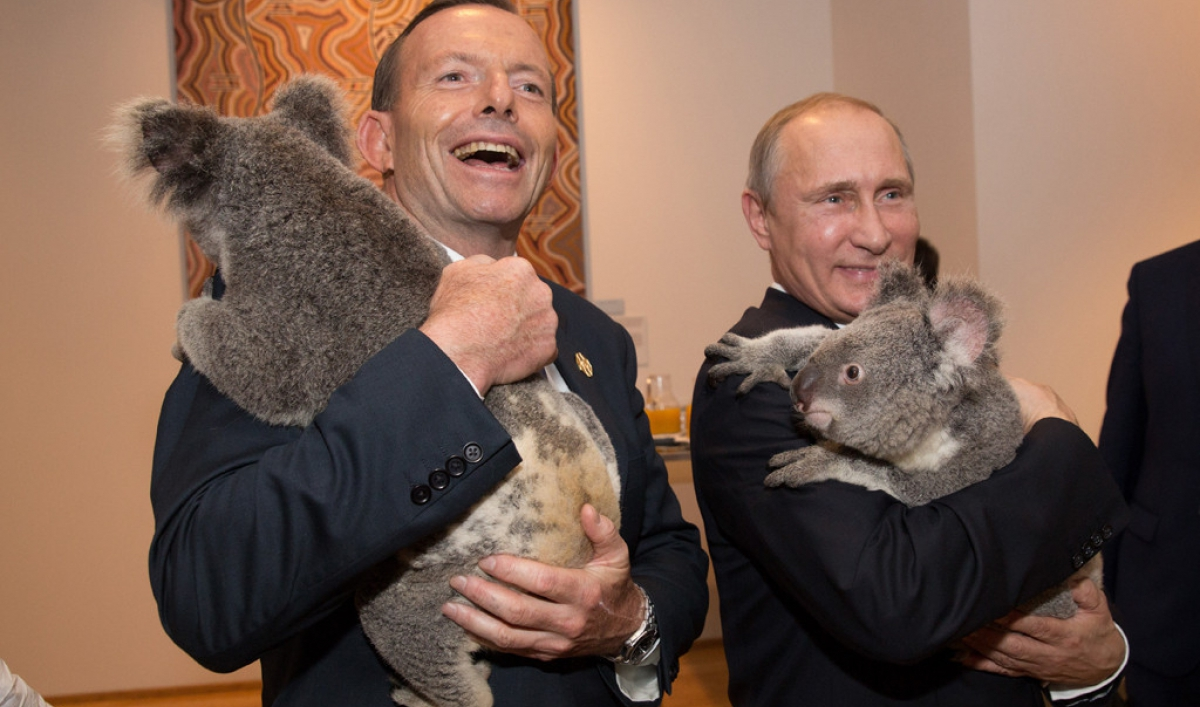 Putins Awkward Weekend At The G 20 As Explained By Mean Girls