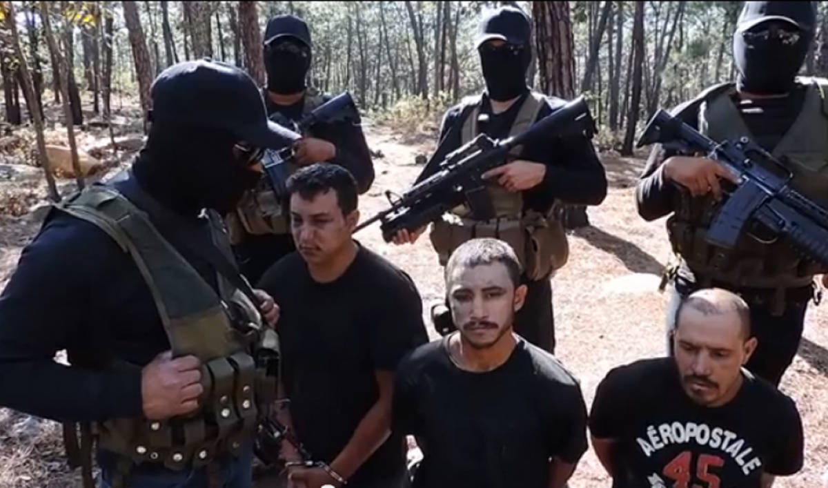 Meet Mexico's fastest growing drug cartel. It even builds its own rifles