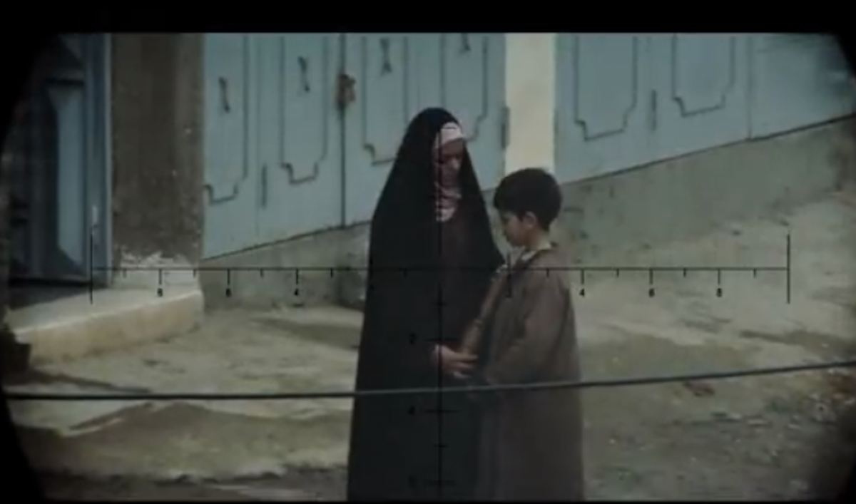 Here's what moviegoers in Baghdad think of 'American Sniper