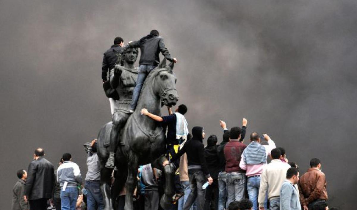Turmoil in Egypt takes its toll on mental health