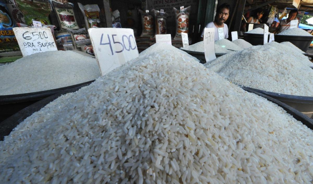 Southeast Asia: Food crisis feed