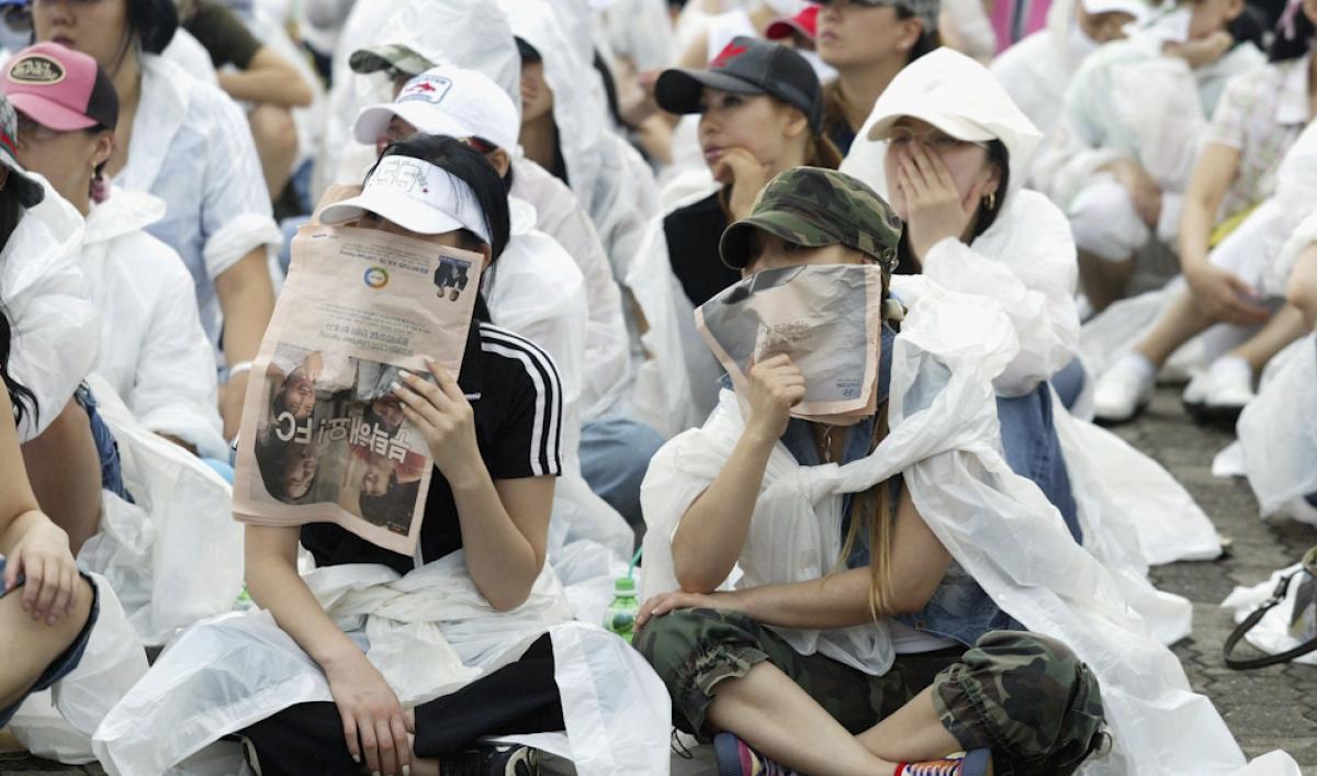 South Korea makes sex crime laws tougher   Public Radio