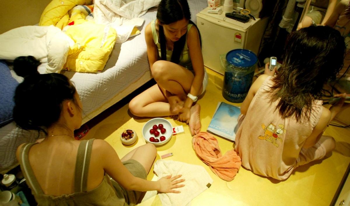 Есть Ли В Корее Проститутки