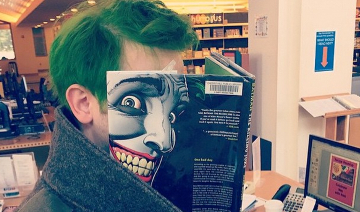 Bookface Brings Book Cover Art Into The Real World