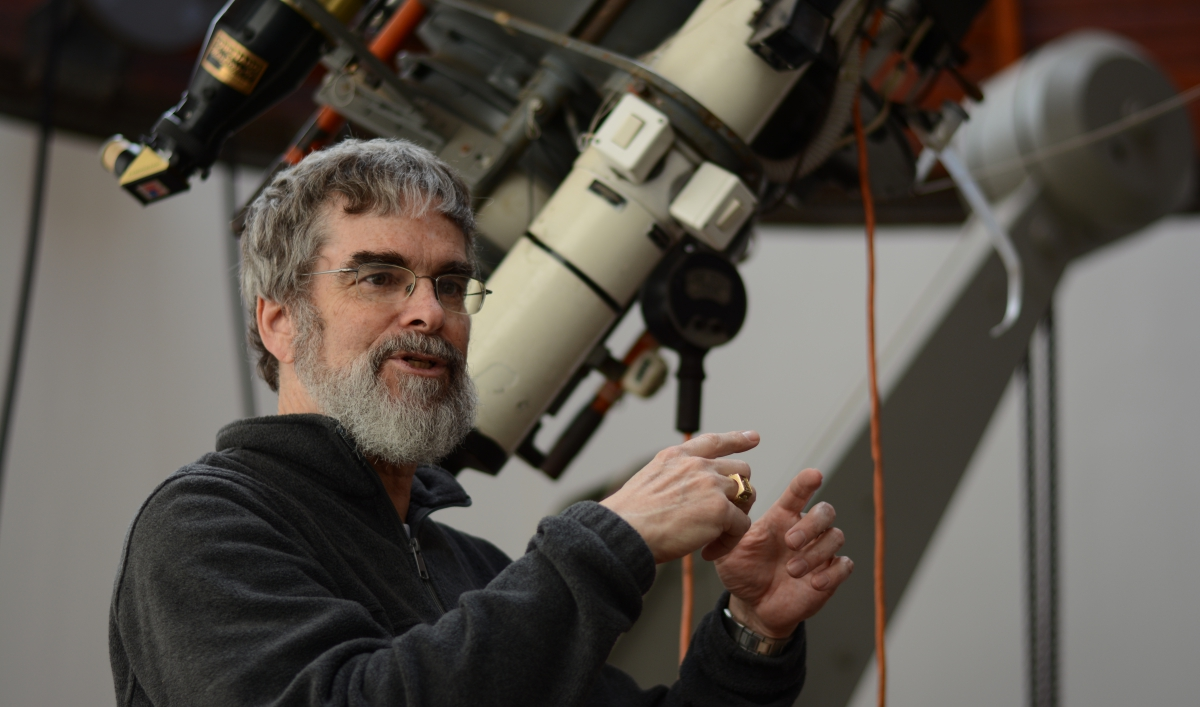 For this Vatican astronomer, the solar eclipse is divine coincidence