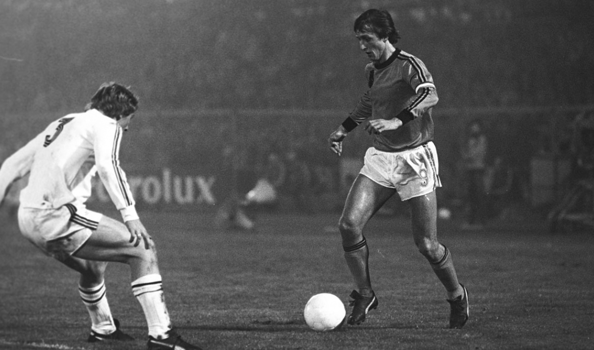 How Johan Cruyff changed soccer into  Total Football  2a9ee11a1