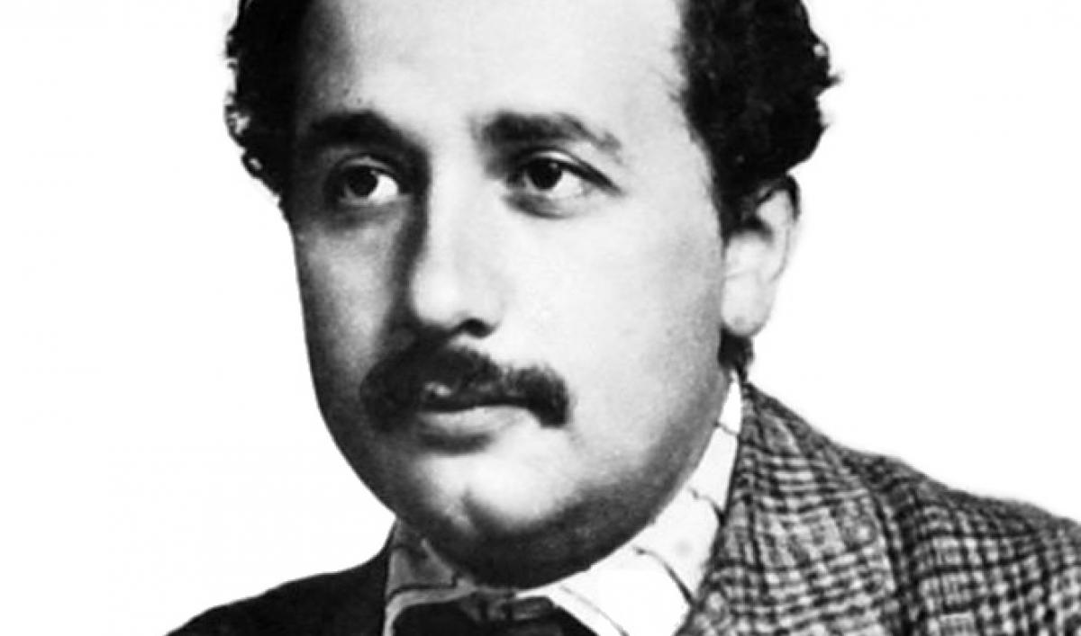 Albert Einstein Young