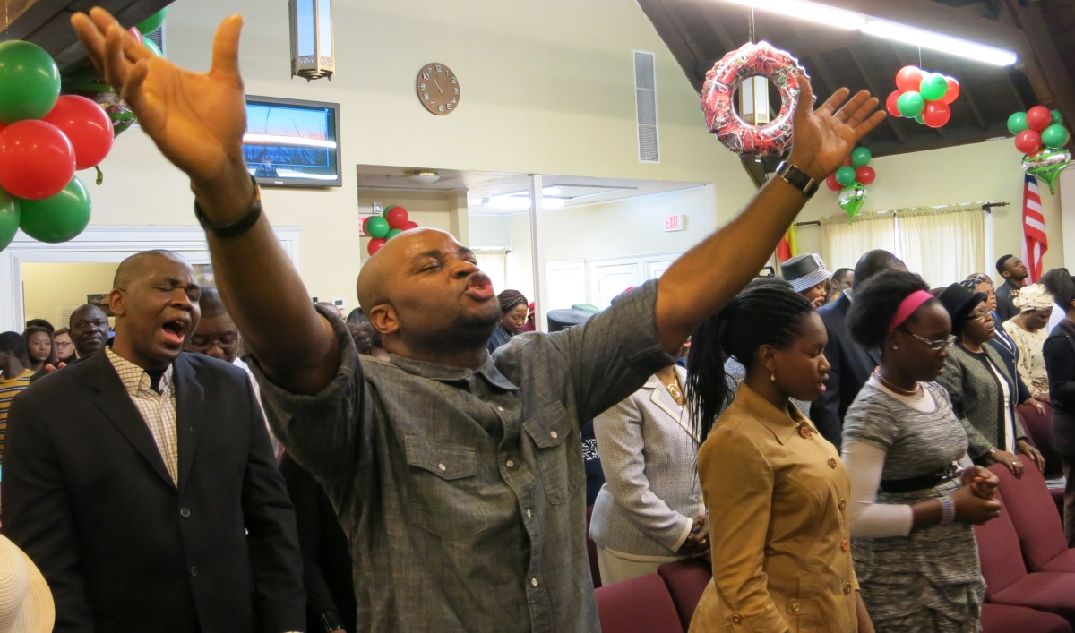 A Nigerian-based church is making headway in the US among the
