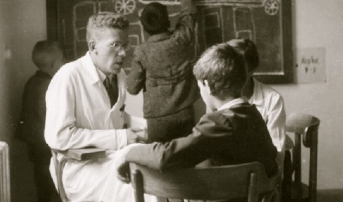 A Brief History Of Autism Research >> A New Book Chronicles The Forgotten History Of Autism