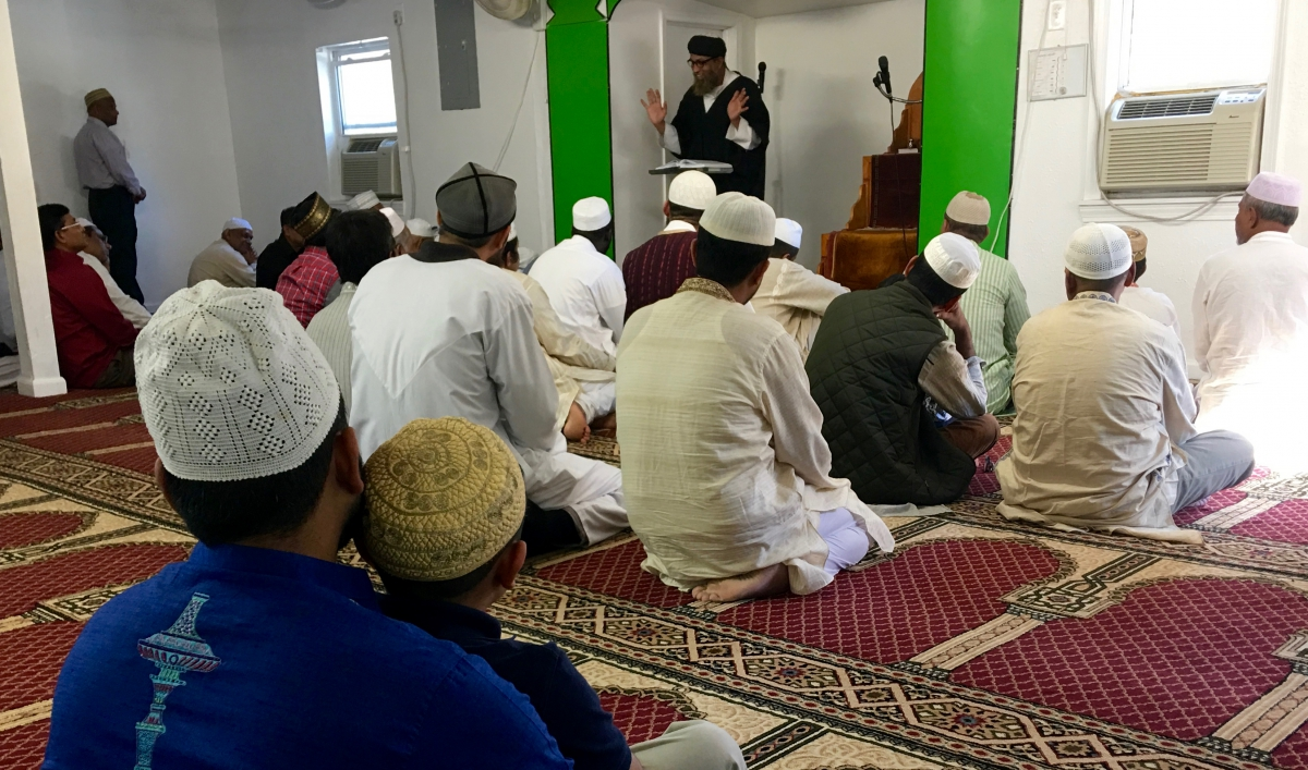 Atlanta muslim