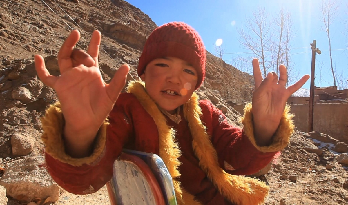 Memories of children who were Buddhist monks in a past life