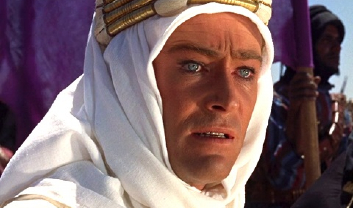 Is Peter O'Toole's Lawrence of Arabia fact or fiction ...